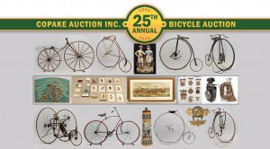 25th Annual Antique & Classic Bicycle Auction & Swap Meet
