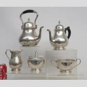 Tiffany sterling silver tea set