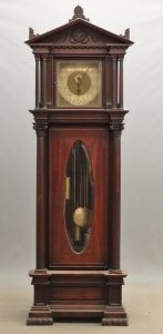 Bawo & Dotter grandfather clock