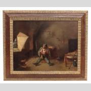 Attributed to Mihaly (Von Lieb) Munkacsy (1844-1900)