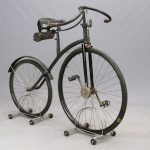 57A. C. 1890's Kryto High Wheel Bicycle