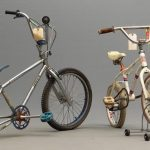 593. Bicycle lot