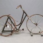 601. Female Pneumatic Safety Bicycle