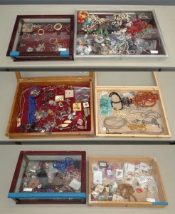 Large lot of misc. jewelry, collectibles etc., includes turquoise, silver etc.