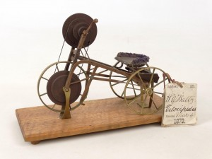 Bicycle Patent Model