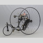 c. 1884 Victor, this is the first American tricycle
