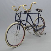 """""""Famous Fox Flyer"""" Companion bicycle"""