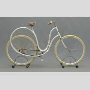 """Rare c. 1898 Cygnet """"Swan""""ladies pneumatic safety bicycle, Stoddard MFG., Co. Dayton, OH"""