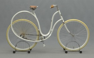 "Rare c. 1898 Cygnet ""Swan""ladies pneumatic safety bicycle, Stoddard MFG., Co. Dayton, OH"