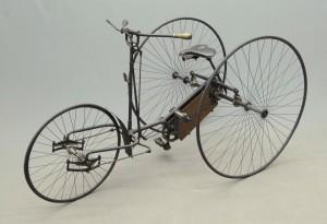 C. 1886 Quadrant Tricycle