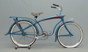 C. 1937 Elgin Bluebird balloon bicycle