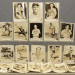 Autographed Basebal Photographs