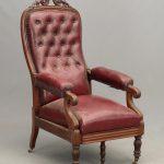 19th C. Reclining Chair