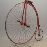 "C. 1880's 60"" Columbia High Wheel"