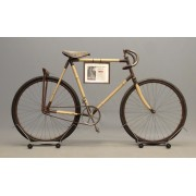 C. 1897 Bamboo Pneumatic Safety Bicycle