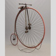 English High Wheel Bicycle