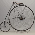 C. 1880's Star High Wheel Safety Bicycle