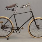 "Columbia ""Model 32"" Pneumatic Safety Bicycle"