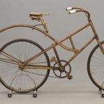 C. 1898 Rex Pneumatic Safety Bicycle