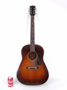 Early Gibson Acoustic Guitar