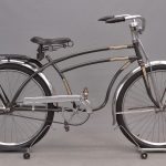 102. 1937 Elgin Oriole bicycle