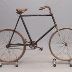 105. 1896 Remington Pneumatic Safety Bicycle