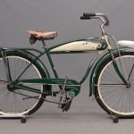 108. 1953 Schwinn BF Goodrich Challenger Bicycle