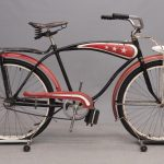 110. 1961 Evans 200 Viscount Bicycle