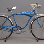 120. 1959 Schwinn Jaguar Mark 4 mens bicycle