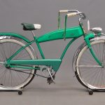 126. 1957 Evans Colson Bicycle