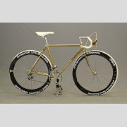 1983 SOMEC Roccanti 14 Speed Gold Plated  Bicycle