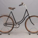 138. Columbia Model 41 Penumatic Safety Bicycle