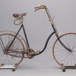 13. C. 1895 Victor Victoria Pneumatic Safety Bicycle