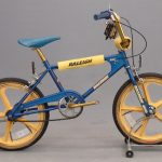150. 1979 Raleigh R10 BMX boys bicycle
