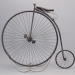 15. C. 1879 Columbia High Wheel Bicycle