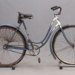 174. 1920s Iver Johnson ladies touring bicycle