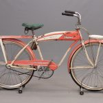 175. C. 1950's Monark Skyliner Bicycle