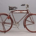 176. 1918 Mead Ranger Pneumatic Safety Bicycle