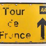 194. Tour de France Sign