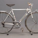 196. 1965 Peugeot Touring Bicycle