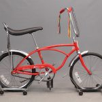 197. 1977 Schwinn Stingray Bicycle