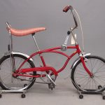 231. 1977 Schwinn 3 Speed Stingray Bicycle
