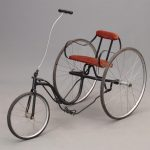 241. C. 1900's tillery tricycle
