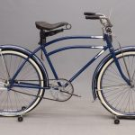 245. Pre-War Western Flyer bicycle