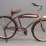 246. Pre-War Westfield Columbia Bicycle
