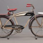 250. C. 1950's Monark Coronet Bicycle
