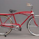 "253. C. 1960's Western Flyer ""Sonic Flyer"" Bicycle"