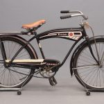 255. 1950's Firestone Cruiser Deluxe Bicycle