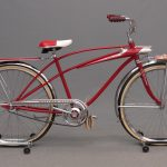 "260. 1960's Western Flyer ""Cosmic Flyer"" Bicycle"