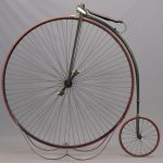 "29. 1886 Columbia Expert 56"" High Wheel Bicycle"